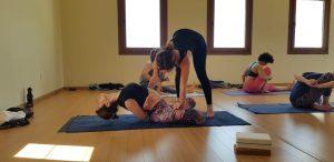 Renata Supta Vadrasana beautiful 2019 05 23 at 21.55.06 300x146 - Ashtanga Yoga Training